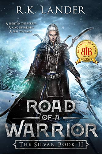 Road of a Warrior: The Silvan Book II (Best Mc Skin Ever)