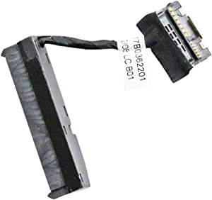 GinTai HDD Hard Drive Cable SATA Connector Replacement for HP PROBOOK 650 640 645 655 G1 6017B0362201