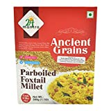 24 Mantra Organic Parboiled Foxtail Millet - 500 Gms - 2 Pack
