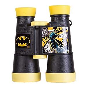 Batman 7X35 Binoculars Designed For Kids, Compact roof-prism binoculars, Crystal Clear, Sharp And Crisp, Fun Packaging…