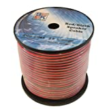 Blast King IR2X12B 12 Gauge Speaker Wire, 500-Feet
