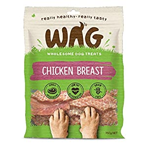 Chicken Breast 750g, Grain Free Natural Dog Treat Chew, Healthy Alternative Perfect for Training Click on image for further info.
