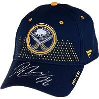 Rasmus Dahlin Buffalo Sabres Autographed Fanatics Branded Navy 2018 Draft Flex Hat - Fanatics Authentic Certified