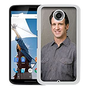 Beautiful Designed Cover Case With The Jeff Lorber Fusion Glasses Band Room Teeth (2) For Google Nexus 6 Phone Case