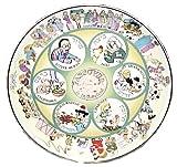 Doodleland Funny Cartoon Passover Seder Plate - Porcelain