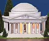 Department 56 The Jefferson Monument Facade American Pride Collection 57704