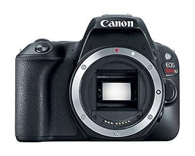Canon EOS Rebel SL2 Digital Camera and Lens