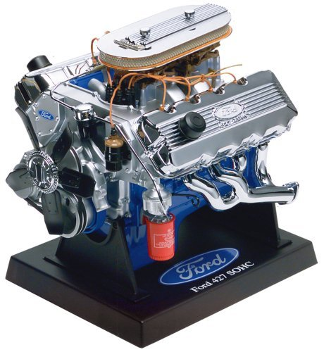 (Revell Metal Body Ford 427 SOHC Engine)