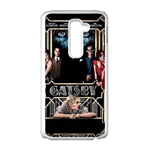 The Great Gatsby LG G2 Cell Phone Case White&Phone Accessory STC_102613