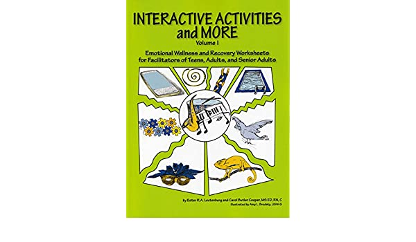 Interactive Activities and More with CD: Ester R.A. Leutenberg, RN ...