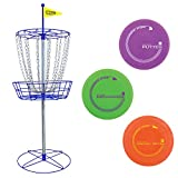 Wham-O PDGA Approved Official Frisbee Disc Golf Set - Best Reviews Guide