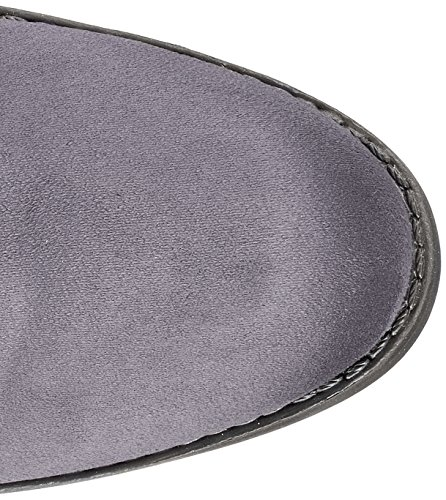 Buffalo London 2870 Micro Strech, Stivali Donna Grigio (Antracite 01)
