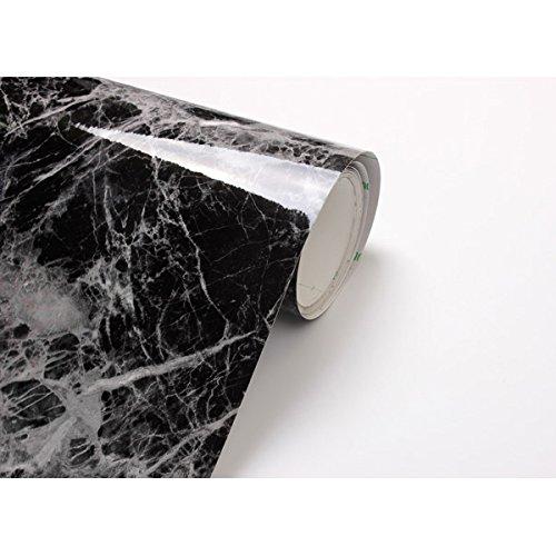 black-grey-granite-look-marble-effect-contact-paper-film-vinyl-self-adhesive-peel-stick-counter-top