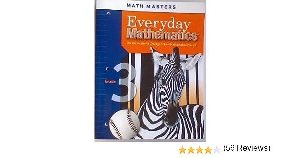 Everyday Mathematics: Math Masters, Grade 3 (EM Staff Development ...