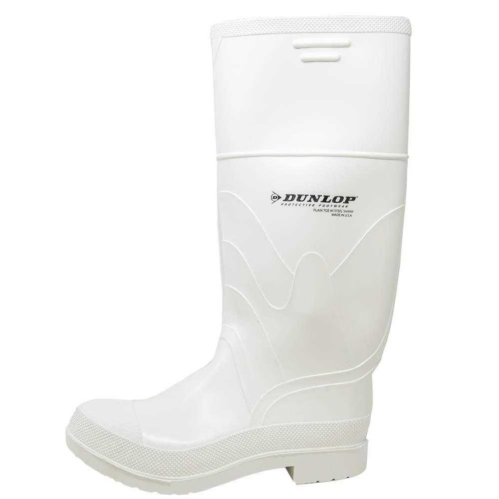 91bd80e1dcfdc Amazon.com: Onguard 81011 Size 7 White PVC Boots 16 Inch: Industrial ...