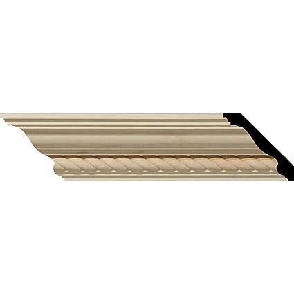 Amazon com: Ekena Millwork MLD02X02X03ADAL Moulding, 2 1/4