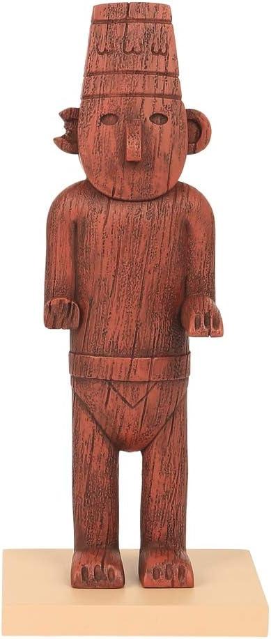 2020 Figurine de collection Moulinsart Tintin Le F/étiche Arumbaya