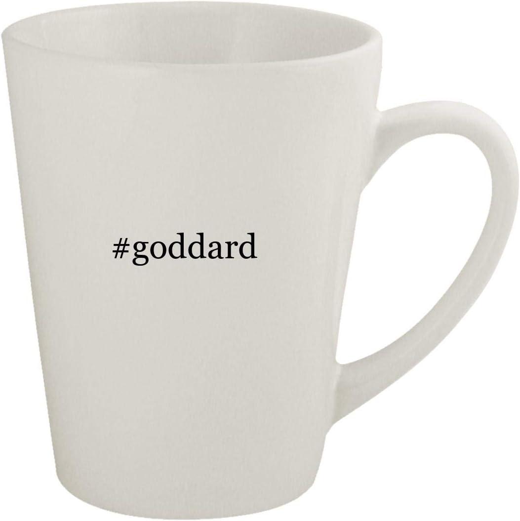 #Goddard - Ceramic 12Oz Latte Coffee Mug