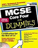 img - for McSe Core Four for Dummies (For Dummies Series) book / textbook / text book