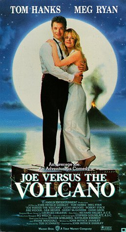 Joe Versus the Volcano [VHS] ()