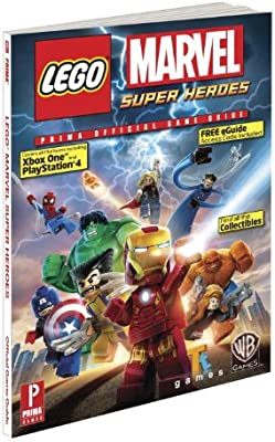 lego marvel super heroes prima official game guide prima official rh amazon com lego marvel superheroes game walkthrough part 2 lego marvel superheroes game walkthrough doctor in the house