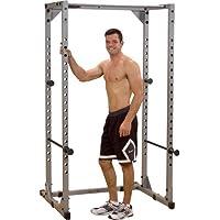 Body Solid Powerline PPR200X Rack de musculation avec barre de traction