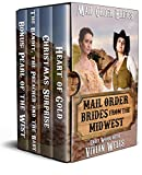 Mail Order Brides from the Midwest Boxed Set