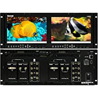 Marshall Elec VMD902 | Dual 9 Rack Mount Monitor