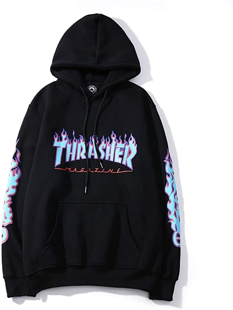 Thrasher Felpa Flame a 70,00 €   Trovaprezzi.it