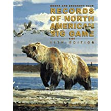 Records of North American Big Game, 11th Edition