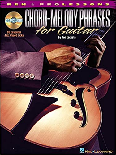 Amazon.com: Chord-Melody Phrases for Guitar (REH Pro Lessons ...