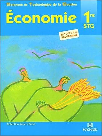 Lire un Economie 1e STG epub pdf
