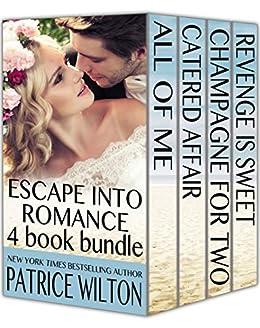 ESCAPE INTO ROMANCE- 4 Book Bundle by [Wilton, Patrice]