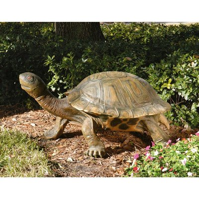 The Tranquil Tortoise Statue Size: Giant