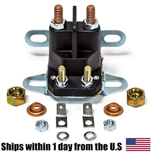 Universasas Starter Solenoid for Toro Timecutter SS 3225 4235 4260 5000 ZS 4200T 5000 ZS5000