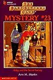 Abby and the Secret Society, Ann M. Martin, 0590228676