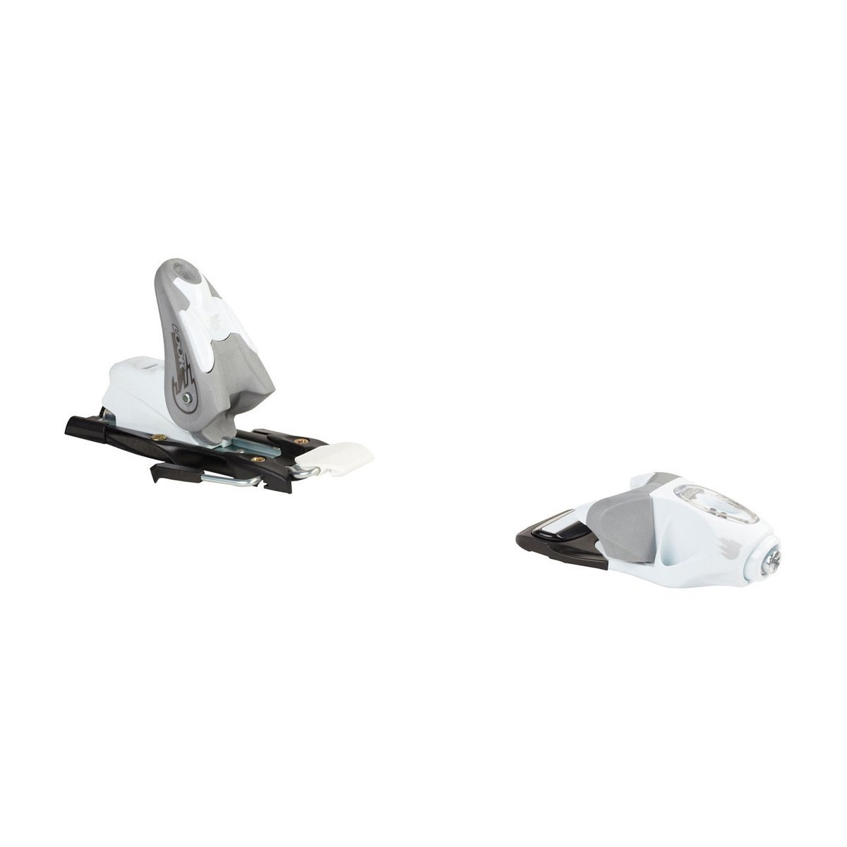 Look Team 2 RL Ski Bindings One Size White by Look