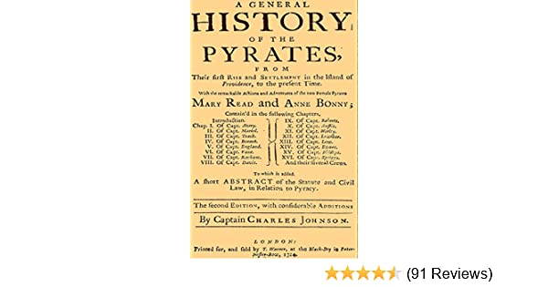 A General History Of The Pyrates Pdf