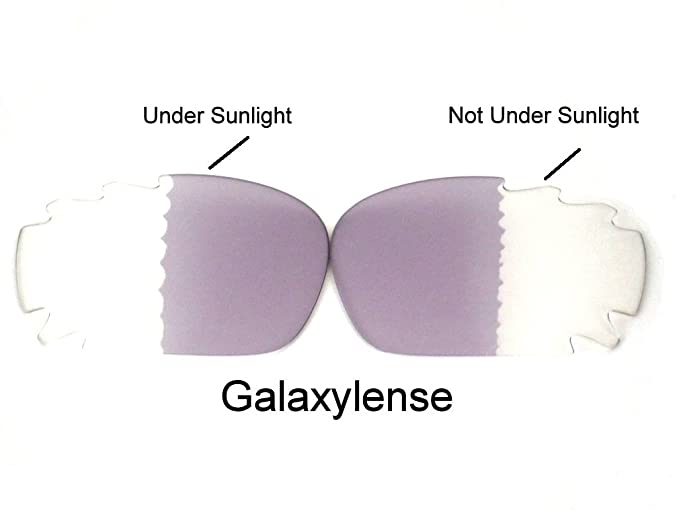 69c8720792 Amazon.com  Galaxy Replacement Lenses for Oakley Racing Jacket ...
