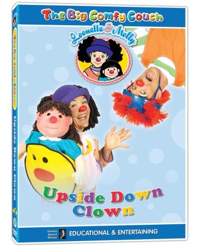The Big Comfy Couch : Upside Down Clown