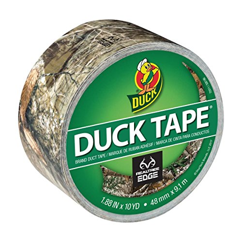 Duck Brand Realtree Edge Camouflage Duct Tape 1.88 inch x 10