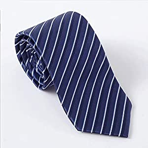 YXN Corbatas/Patrón de Rayas clásico/Corbata de Camisa/Corbatas de ...
