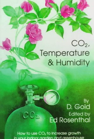 CO2, Temperature and Humidity: How to Use CO2 to Increase Growth in Your Indoor Garden and Greenhouse