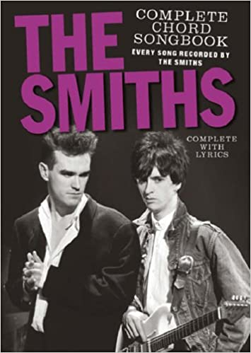 The Smiths Complete Chord Songbook Amazon The Smiths Books