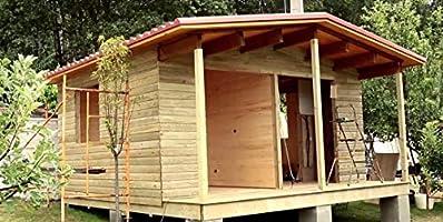 Lasur protector para madera al agua exterior: Amazon.es: Bricolaje y herramientas