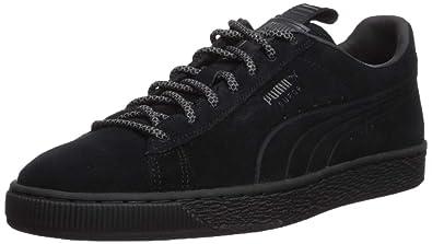 new concept d4641 8a99e PUMA Men s BMW Suede Sneaker Anthracite 8 ...