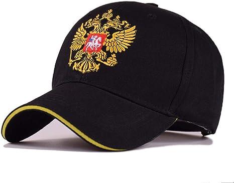 Vinteen Explosión Rusia Emblema Nacional Bordado Gorra de béisbol ...