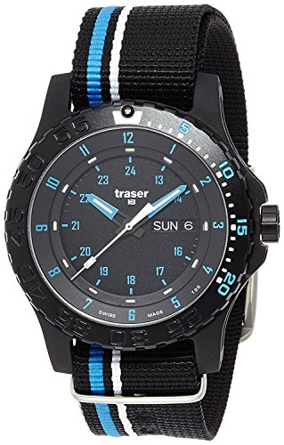 traser watch MIL-G Blue infinity 9031563 Men's [regular imported goods]