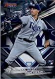 2016 Bowman's Best #14 Blake Snell Tampa Bay Rays Baseball Card in Protective Screwdown Display Case