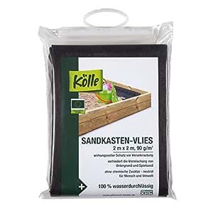 Kölle Caja de arena de fieltro 2x 2m
